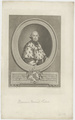 Bildnis des Clemens Wencesl. Hubert, Anton Karcher - 1792 (Quelle: Digitaler Portraitindex)
