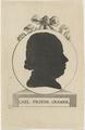 Bildnis des Carl Friedr. Cramer, unbekannter Künstler-1783 (Quelle: Digitaler Portraitindex)