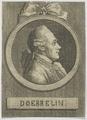 Bildnis des Doebbelin, nach 1757 (Quelle: Digitaler Portraitindex)