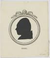 Bildnis des Johann Jakob Engel, 1771/1780 (Quelle: Digitaler Portraitindex)