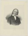 Bildnis des G. W. Fink, Carl Wildt - 1830/1860 (Quelle: Digitaler Portraitindex)