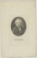 Bildnis des I. N. Forkel, Johann G nther Bornemann - 1813 (Quelle: Digitaler Portraitindex)