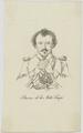 Bildnis des Baron de la Motte Fouqu�, nach 1800 (Quelle: Digitaler Portraitindex)