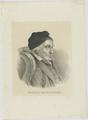 Bildnis des Dr. David Friedl�nder, K stner, Gottfried - 1820/1864 (Quelle: Digitaler Portraitindex)