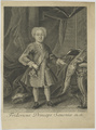 Bildnis des Fridericus Princeps Saxoniae, 1730/1800 (Quelle: Digitaler Portraitindex)