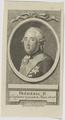 Bildnis des Fr�d�ric II., Landgrave regnant de Hesse-Cassel, Daniel Berger - 1783 (Quelle: Digitaler Portraitindex)