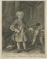 Bildnis des Fridericus Princeps Saxoniae, 1726/1735 (Quelle: Digitaler Portraitindex)
