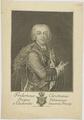 Bildnis des Fridericus Christianus, Zucchi, ?-nach 1732 (Quelle: Digitaler Portraitindex)
