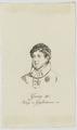 Bildnis des Georg IV., nach 1820 (Quelle: Digitaler Portraitindex)