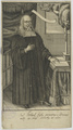 Bildnis des Paul Gerhard, 1670/1750 (Quelle: Digitaler Portraitindex)