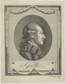 Bildnis des v. Goethe, Peter im Baumgarten - 1790 (Quelle: Digitaler Portraitindex)