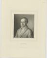 Bildnis des Goethe, Sichling, Lazarus Gottlieb - 1827/1863 (Quelle: Digitaler Portraitindex)
