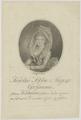Bildnis der Karoline Sophie Auguste Grossmann, Carl G pffert - nach 1774 (Quelle: Digitaler Portraitindex)