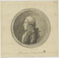 Bildnis des Iohann Wilhelm Haesler, Christian Müller-1786/1810 (Quelle: Digitaler Portraitindex)