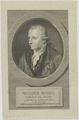 Bildnis des Wilhelm Heinse, Johann Friedrich Eich - vor 1792 (Quelle: Digitaler Portraitindex)