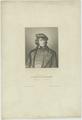 Bildnis des Hoffmann von Fallersleben, unbekannter K nstler - 1826/1850 (Quelle: Digitaler Portraitindex)