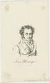 Bildnis des J. von Hormeyer, 1821/1850 (Quelle: Digitaler Portraitindex)