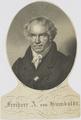 Bildnis des A. von Humboldt, Fr. Kr ger - 1829 (Quelle: Digitaler Portraitindex)