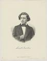 Bildnis des Joseph Joachim, Eduard Kühnel-1851/1860 (Quelle: Digitaler Portraitindex)