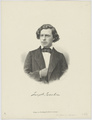 Bildnis des Joseph Joachim, Eduard K hnel - 1851/1860 (Quelle: Digitaler Portraitindex)