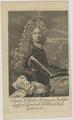 Bildnis des Johann Wilhelm Herzog zu Sachsen, Bernigeroth, Martin - 1706/1707 (Quelle: Digitaler Portraitindex)