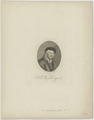 Bildnis des J. P. Kirnberger, Bollinger, Friedrich Wilhelm - um 1800 (Quelle: Digitaler Portraitindex)