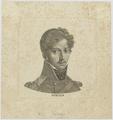 Bildnis des K�rner, Ernst Ludwig Riepenhausen - 1811/1820 (Quelle: Digitaler Portraitindex)