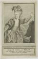 Bildnis der Madam Lang, geb. Weber, Johann Jacob Nilson (ungesichert) - 1784 (Quelle: Digitaler Portraitindex)