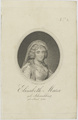 Bildnis der Elisabeth Mara, Friedrich Wilhelm Nettling - 1803 (Quelle: Digitaler Portraitindex)
