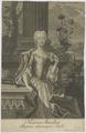 Bildnis der Maria Amalia, Regina utriusque Sicil., Bernigeroth, Johann Martin - um 1750 (Quelle: Digitaler Portraitindex)