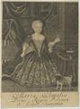 Bildnis der Maria Amalia, Princ. Regia Poloniae et Elect. Saxoniae, Busch, Georg Paul - 1734 (Quelle: Digitaler Portraitindex)