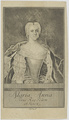 Bildnis der Maria Anna, Princ. Reg. Polon. et Saxon., Sysang, Johann Christoph-1741/1750 (Quelle: Digitaler Portraitindex)