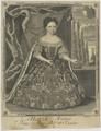 Bildnis der Maria Anna, Princ. Reg. Pol. et Saxon., Sysang, Johann Christoph-1736 (Quelle: Digitaler Portraitindex)