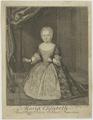 Bildnis der Maria Elisabeth, Princ. Reg. Polon. et Saxoniae, Sysang, Johann Christoph-um 1740 (Quelle: Digitaler Portraitindex)
