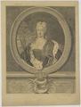 Bildnis der Maria Josepha, ErtzHerzogin von Österreich, vermählte königliche und Chur-Princessin von Sachsen, Anton Balthasar König-1719/1734 (Quelle: Digitaler Portraitindex)