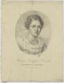Bildnis der Maria Josepha Amalia, Koenigin von Spanien, Rensch, Friedrich-1819/1850 (Quelle: Digitaler Portraitindex)