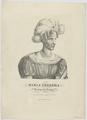 Bildnis der Maria Theresia, Koenigin von Sachsen, Rau, J. H. G. - 1827/1850 (Quelle: Digitaler Portraitindex)