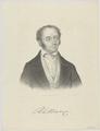 Bildnis des Adolph Bernhard Marx, Carl Mittag - 1826/1850 (Quelle: Digitaler Portraitindex)