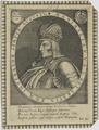 Bildnis des Maximilianvs I., r�misch-deutscher Kaiser, Sebastian Furck - 1641 (Quelle: Digitaler Portraitindex)