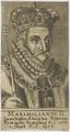 Bildnis Maximilianus II., unbekannter K nstler - 1576/1750 (Quelle: Digitaler Portraitindex)