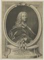 Bildnis des Gerlach Adolph a Munchhausen, J. C. Schrader - 1747 (Quelle: Digitaler Portraitindex)