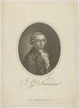 Bildnis des J. G. Naumann, Johann Gottfried Scheffner - 1781/1825 (Quelle: Digitaler Portraitindex)