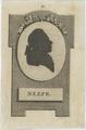 Bildnis des Neefe, Gustav Georg Endner-1776/1810 (Quelle: Digitaler Portraitindex)