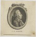 Bildnis des C. G. Neefe, Friedrich Rosenberg (ungesichert) - 1776/1819 (Quelle: Digitaler Portraitindex)