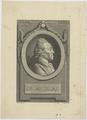 Bildnis des Fr. Nicolai, Chodowiecki, Daniel Nikolaus - 1774 (Quelle: Digitaler Portraitindex)