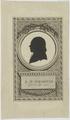 Bildnis des A. H. Niemeyer, 1781/1820 (Quelle: Digitaler Portraitindex)