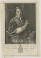 Bildnis des Pius Septimus Pont. Max, Agostino Tofanelli - 1801/1827 (Quelle: Digitaler Portraitindex)
