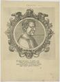Bildnis des Plato, 1574 (Quelle: Digitaler Portraitindex)