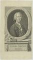 Bildnis des Iohann Ioachim Quanz, Johann David Schleuen (der  ltere) - 1767 (Quelle: Digitaler Portraitindex)