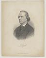 Bildnis des Karl Reinecke, um 1850 (Quelle: Digitaler Portraitindex)